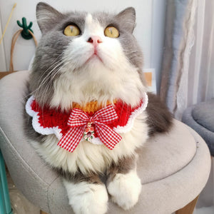 Christmas-Bow-Cat-Collar-Charm
