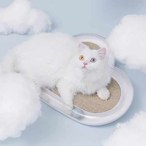 Furrytail 3in1 cloud cat scratcher