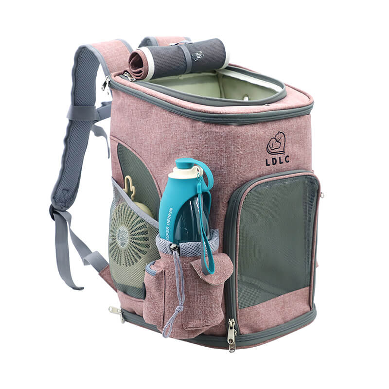 Cat Carrier Backpack pink medium