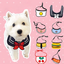 Load image into Gallery viewer, cute dog/cat bandana