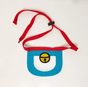 cute dog/cat bandana Doraemon