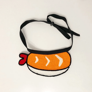 cute dog/cat bandana sushi