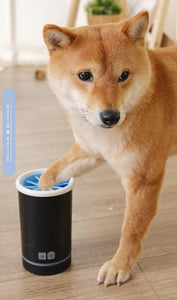 Automatic Dog Paw Washer