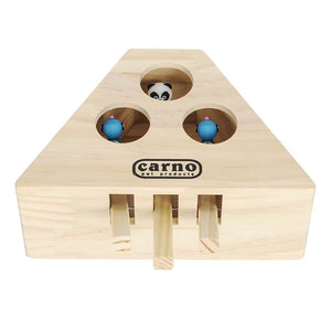 Carno Cat Toy Whack-a-Mole cat toy