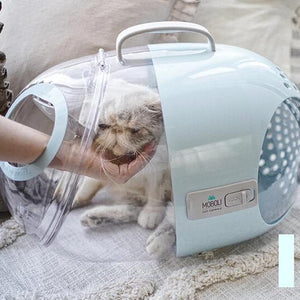 moboli cat carrier luxury capsular
