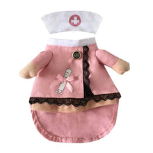 Load image into Gallery viewer, cat nurse costume for Halloween