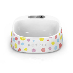 PETKIT Smart Bowl colourful dots