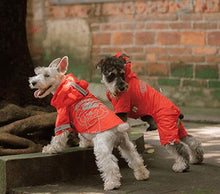 Load image into Gallery viewer, Touchdog Dog Raincoat