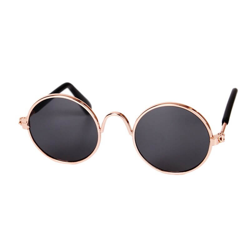 sunglasses for cat black