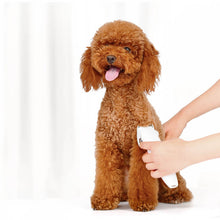 Load image into Gallery viewer, Pawbby Pets Hair Trimmers Professional Dog/Cat Pet Grooming Electrical Pets Hair Clippers USB Rechargable Pets Shaver teddy dog