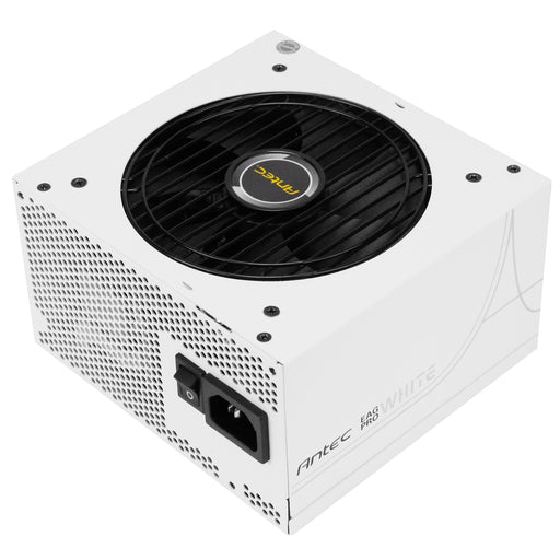 Antec EarthWatts Gold Pro White 750W 120mm Silent Fan 80 PLUS Gold Semi Modular PSU