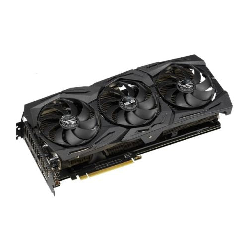 Asus GTX1660 Ti STRIX Graphics Card 6GB DDR6, 2 HDMI, 2 DP, 1800MHz Clock, RGB Lighting