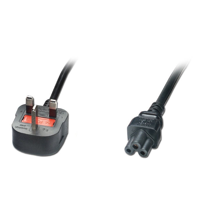 Epsilon 1.8M C5 to UK Plug Power Cable