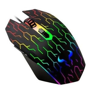RIOTORO URUZ Z5 Lightning - Optical Mouse - Black