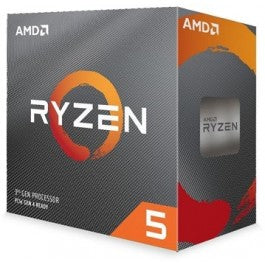 AMD Ryzen 5 3600 Gen3 6 Core AM4 CPU/Processor With Wraith Stealth Cooler