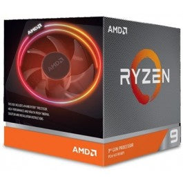 AMD Ryzen 9 3900X Gen3 12 Core AM4 CPU/Processor With Wraith Prism RGB Cooler