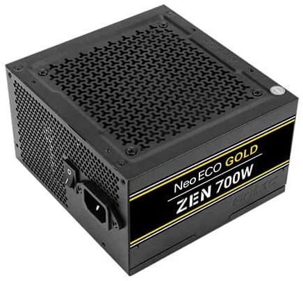 Antec 700W NeoECO Gold ZEN PSU Fully Wired LLC Design 80+ Gold Cont. Power