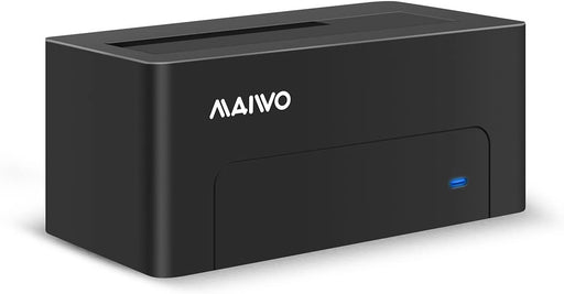 "Maiwo 2.5 / 3.5"""" USB 3.0 Hard Drive Dock"
