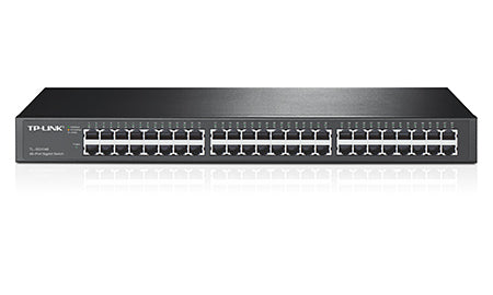 Tp- Link 48-Port Gigabit Rackmount Switch TL-SG1048