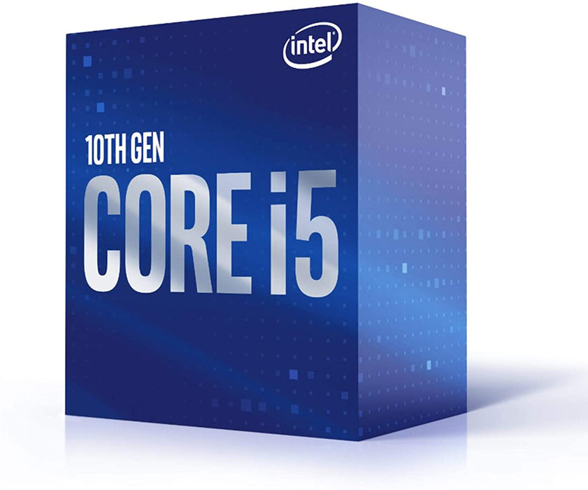 Intel Core I5-10600 CPU, 1200, 3.3 GHz (4.8 Turbo), 6-Core, 65W, 14nm, 12MB Cache, Comet Lake