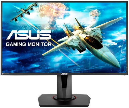"Asus 27"" LED Gaming Monitor (VG278Q), 1920 x 1080, 1ms, DVI, HDMI, DP, G-SYNC, 144Hz, Speakers, VESA"
