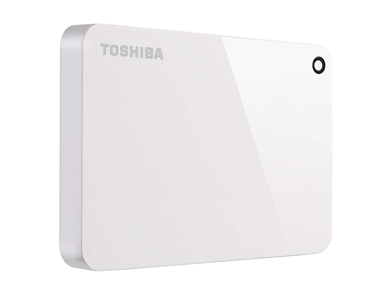 Toshiba HDTC920EW3AA 2TB Canvio Advance 2.5-Inch USB 3.0 Portable External Hard Drive - White