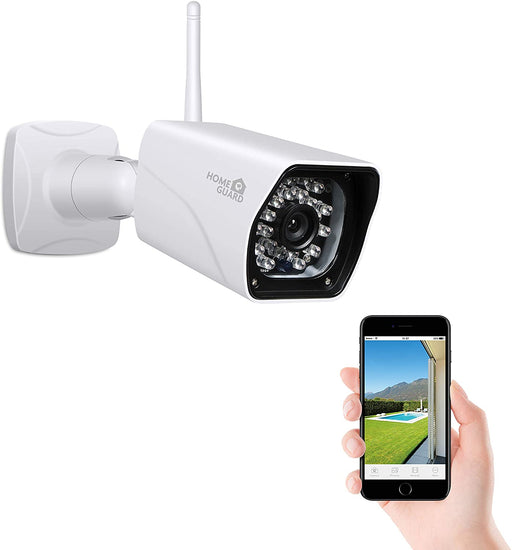 HomeGuard All Weather WiFi Security Camera