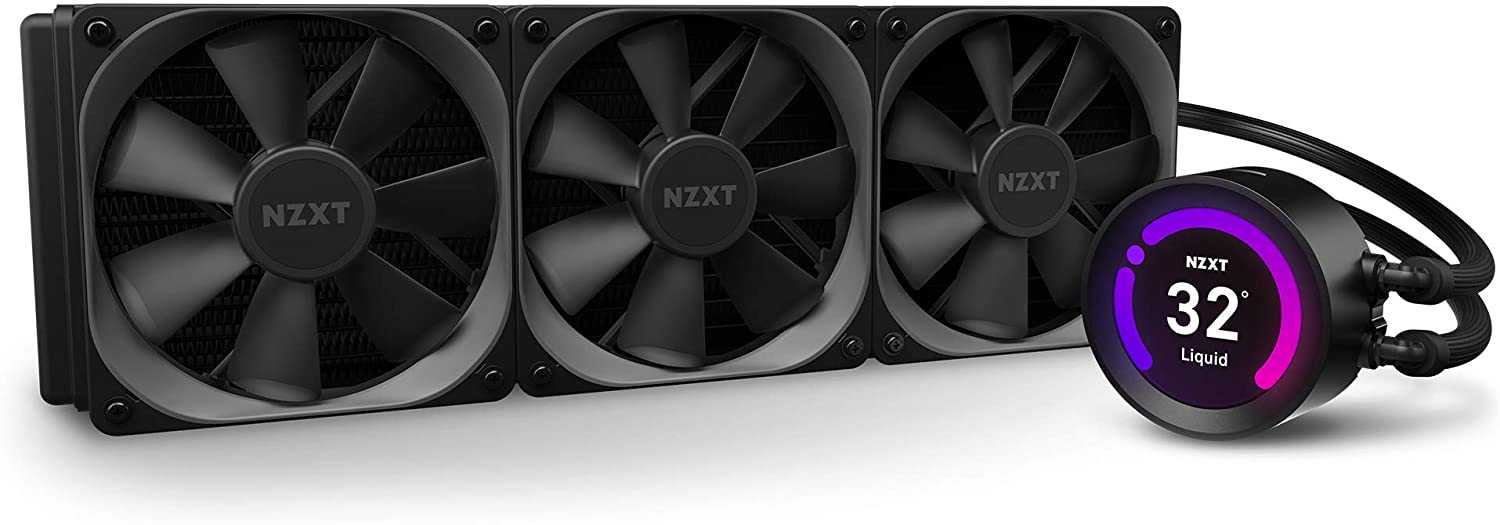 WATERCOOLING NZXT KRAKEN Z73 360MM (RL-KRZ73-01), Liquid Cooling