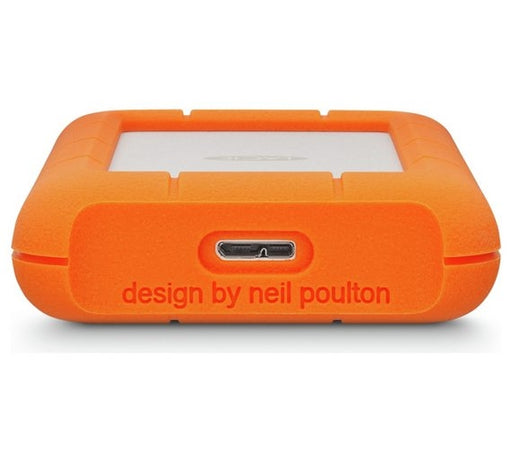 LaCie Rugged Mini 1 TB External HDD - USB 3.0 - 5,400 Rpm