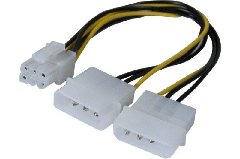 Power Adapter For PCI Express Card