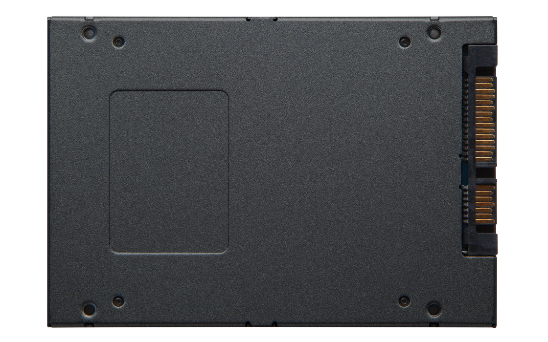 "Kingston SSD 480 GB Internal SSD - 2.5"" - A400 - SATA 3"