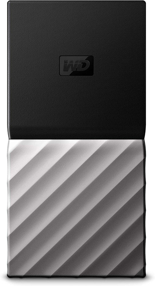 WD My Passport Portable SSD 1 TB - Black/Silver