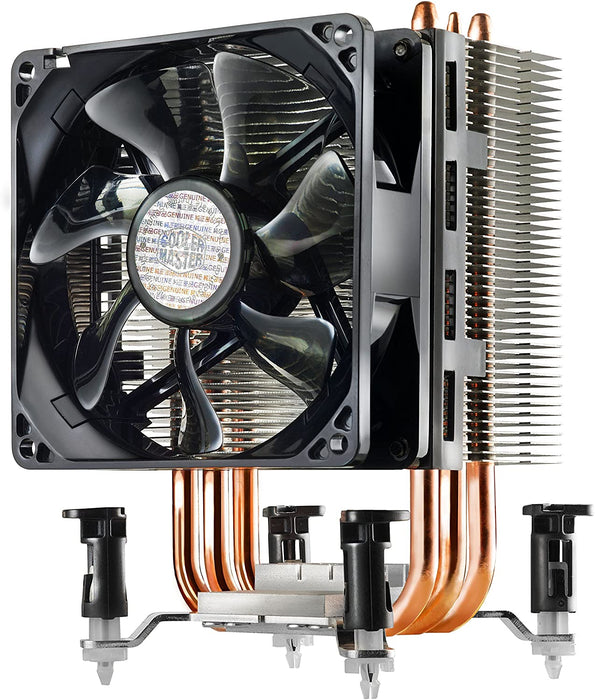 Cooler Master Hyper TX3 EVO CPU Cooler Intel Socket & AMD Socket 1x 92mm PWM Fan 4-Pin Connector