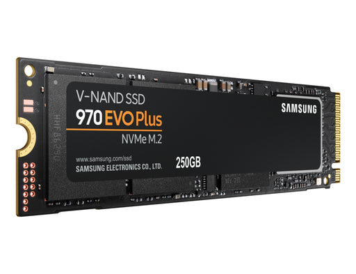 Samsung 970 EVO PLUS 250GB M.2 PCIe High Performance NVMe SSD/Solid State Drive