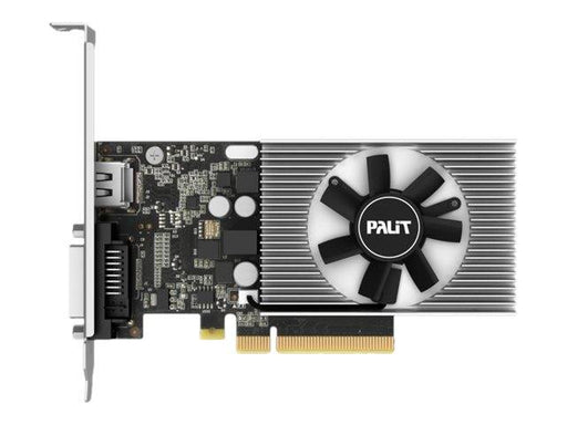 PALIT GEFORCE GT1030, 2GB DDR4, PCIE3, DVI, HDMI, 1379MHZ CLOCK, LOW PROFILE (NO BRACKET)