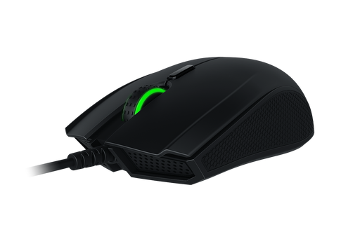 RAZER ABYSSUS 1800 Ergonomic Gaming Mouse + GOLIATHUS SPEED Mousemat Bundle