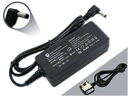 Asus Zenbook VivoBook Replacement Laptop Adapter 19V 1.75A 33W  (4.0mm X 1.35mm)