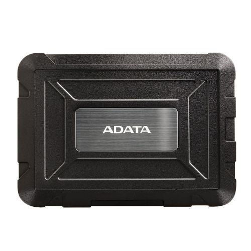 "ADATA ED600 2.5"" SATA Hard Drive Caddy, USB 3.1, USB"