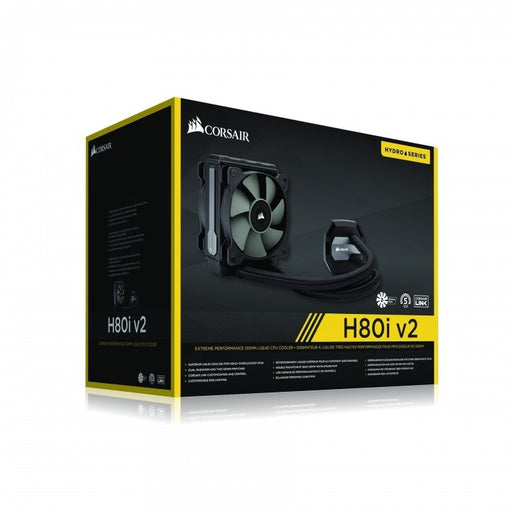 Corsair H80i V2 Liquid CPU Cooler