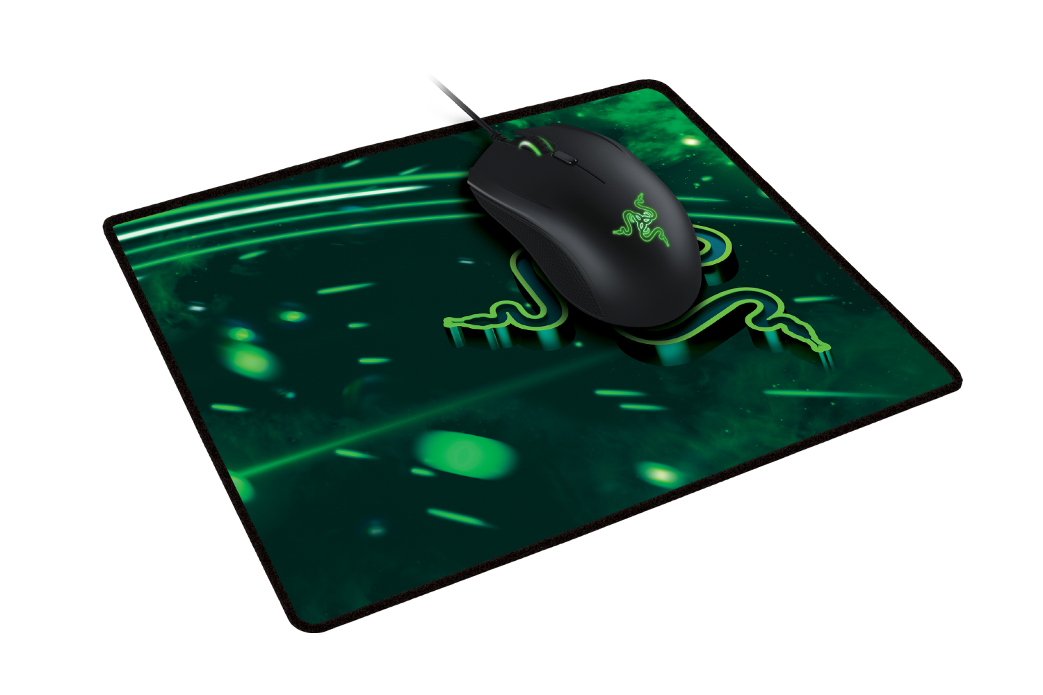 RAZER GOLIATHUS SPEED - COSMIC EDITION - SMALL SIZE Mouse Pad
