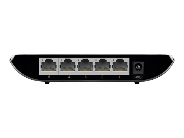 TP-Link 5-Port Gigabit desktop Switch TL-SG1005D Ver: 8.0