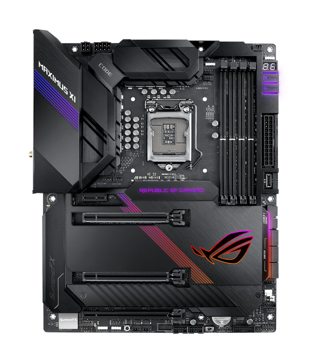 ASUS Intel Z390 ROG MAXIMUS XI CODE 9th Gen ATX Motherboard