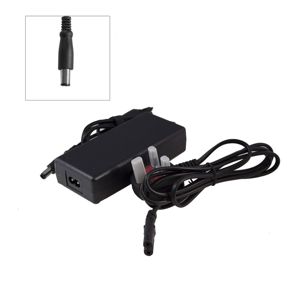 HP Compatible 19V 4.74A 90W Charger 7.4mm X 5.0mm With Power Cable