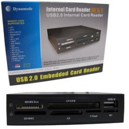 "Dynamode 3.5"" Internal Multi Memory Card Reader"