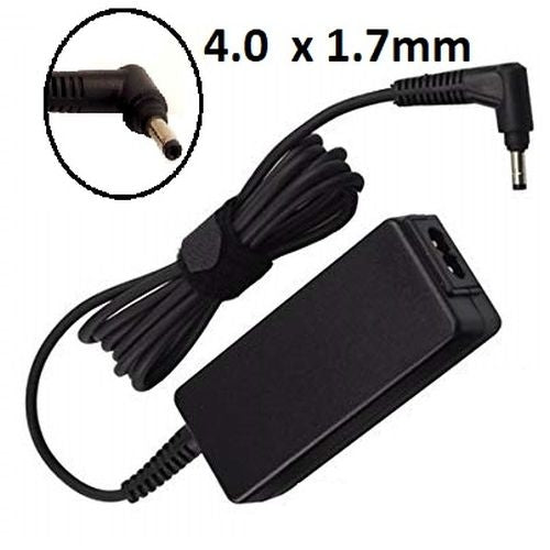 Lenovo YOGA IDEAPAD 20V 2.25A 45W Laptop Charger Adapter 4.0mm X 1.7mm With Power Cable