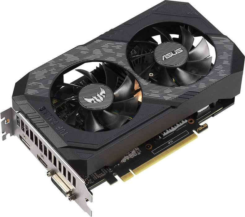 ASUS TUF Gaming GeForce GTX 1660 OC Edition 6 GB GDDR5