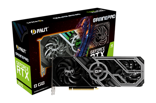 Palit GeForce RTX 3090 GamingPro 24GB GPU - Graphics Card (VGA5885)