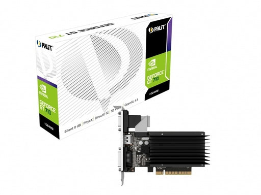 PALIT GeForce GT 710 Graphics Card, 2048Mb, 2GB Graphics Card Memory