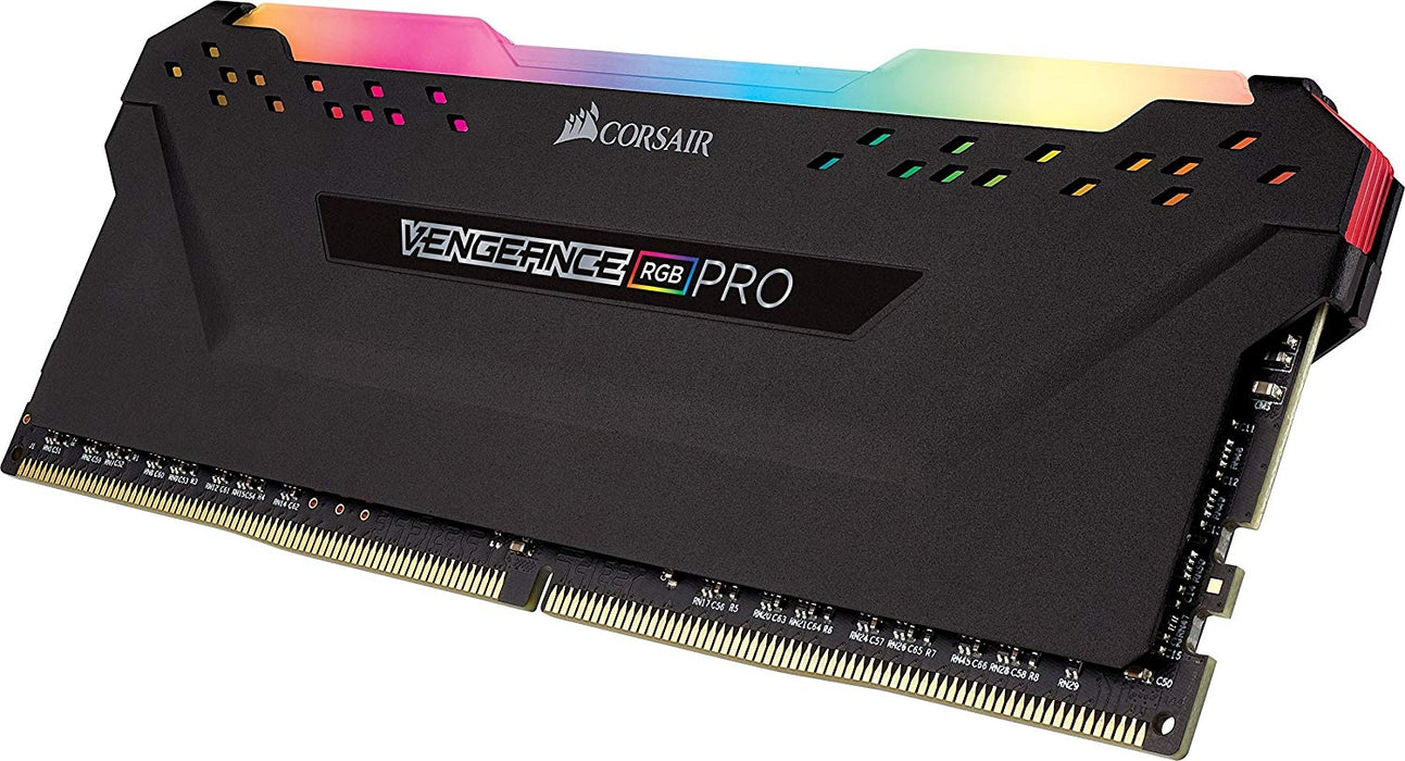 Corsair Vengeance RGB PRO 16 GB (2 x 8 GB) DDR4 3000 MHz Illuminated Memory Kit