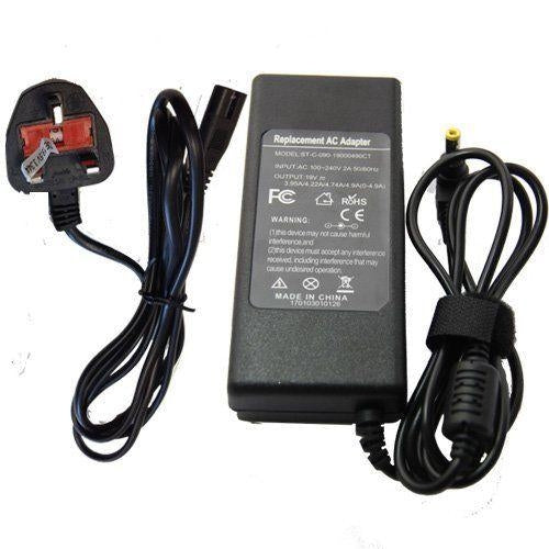 Toshiba Replacement Laptop Adapter 19v 3.42amp 65W ( 2.5mm X 5.5mm )